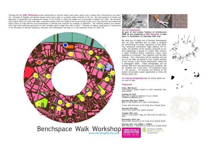 Benchspace invitation