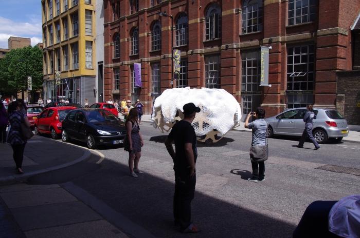 Strange in Southwark