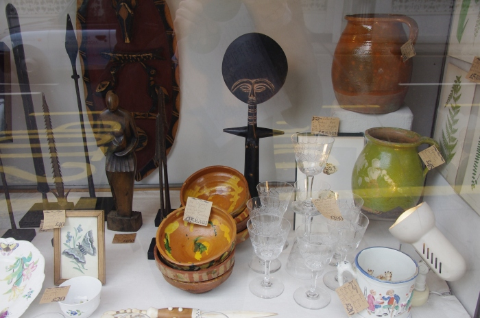 antiques notting hill